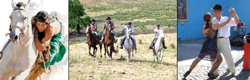 Horse riding vacations in Argentina