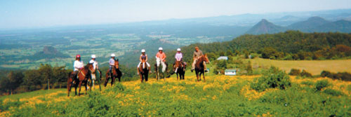 Horse riding vacations in Australia