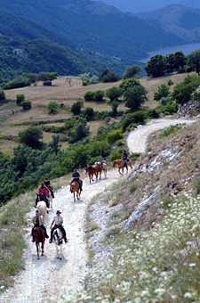 Exploring Italy on horseback with Hidden Trails