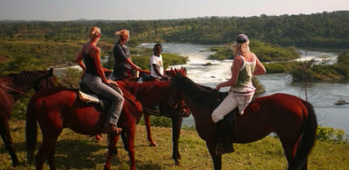 Horse riding Safaris in Uganda