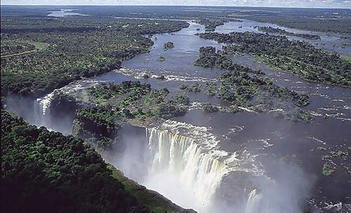 Horse riding Safaris in Zimbabwe, Victoria Falls