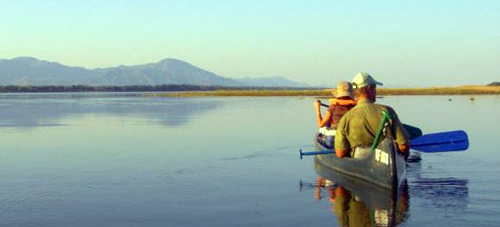 Canoeing vacation tours