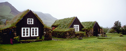 Museum in Iceland -- on a hiking tour in Iceland with Hidden Trails