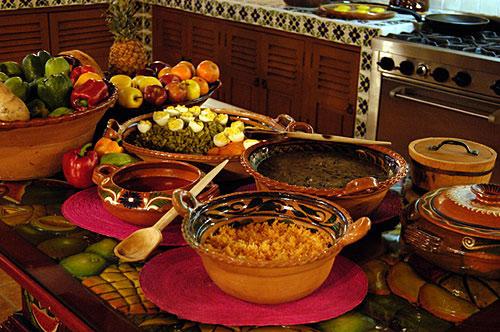 Taller de cocina diplomado en cocina mexicana tradicional - Temario fp cocina y gastronomia ...