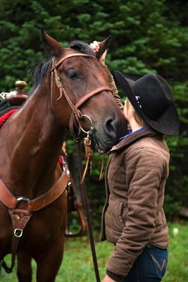 Banff - Wilderness Tenting Ride - on horseback with Hidden