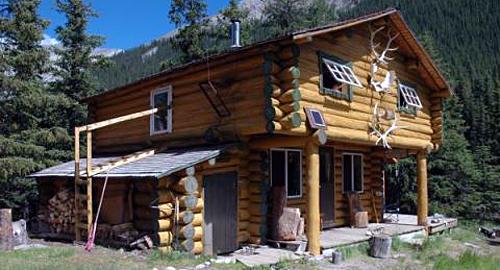Banff Backcountry Lodge Ride On Horseback With Hidden