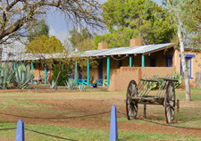 USA-Arizona-Rancho de la Osa