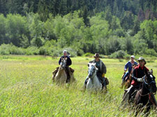 Canada-British Columbia-Chilko Explorer Ride