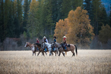 USA-Idaho-Selkirk Mountains Guest Ranch