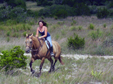 USA-Texas-Equestrian Lodge