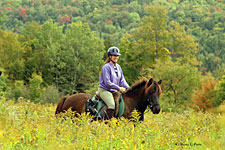 USA-Vermont-Sugarbush Getaway Ride