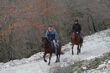 Albania-Central-Albania Winter Explorer