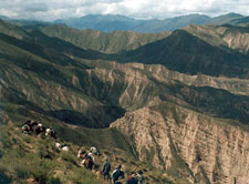 Argentina-Salta-Inca Trails near Salta