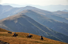 Bulgaria-Mountains-High Balkan Trail Ride
