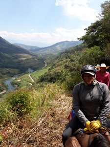 Colombia-Andean-Oiba Trail Ride To Barichara