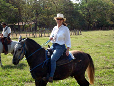 Costa Rica-Guanacaste-Tropical Riding Adventure