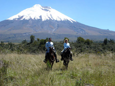 Ecuador-Highlands Riding Tours-Cotopaxi Adventure Ride