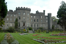 Ireland-Sligo-Atlantic to Markree Castle Ride
