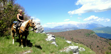 Italy-Abruzzo/Molise-Central Apennine Mountains Ride