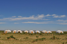 Mongolia-Steppe-Steppe Nomads Ride