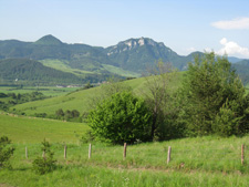 Poland-Highlands-Pieniny Mountain Explorer