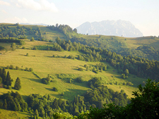 Romania-Transylvania-Into the Carpathian Mountains