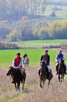 Serbia-Central-Borac Mountains Ride in Serbia