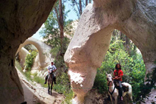 Turkey-Cappadocia-Cappadocia Cross Country Ride