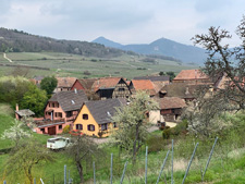 France-Alsace-Alsace Villages