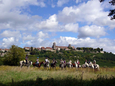 France-Burgundy-Morvan Ride