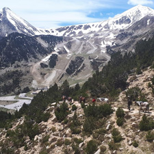 Spain-Catalonia-Pyrenees Summer Trails