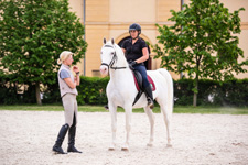 Slovenia-Slovenia-Lipizzan Riding Center
