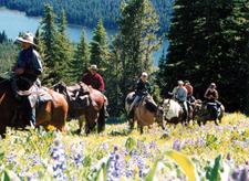 Canada-British Columbia-South Chilcotin Getaway