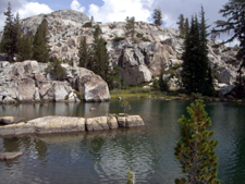 USA-California-The John Muir Trail Pack Trip