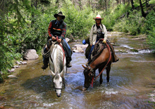 USA-New Mexico-Chiricahua Apache Ride
