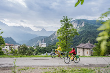 Italy-Northern Italy-Dolomites Cycling Tour