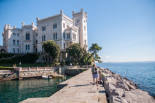 Italy-Northern Italy-Trieste to Porec
