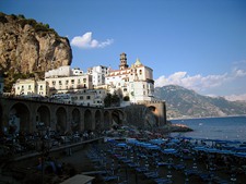 Italy-Campania-Naples and Amalfi Coast