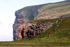 Scotland-Coast-Orkney Isles Wilderness Walk