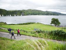 Scotland--Argyll & The Isles Walk