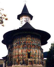 Romania-Transylvania-Monasteries, Mountains & Bran Castle