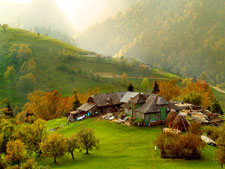 Romania-Transylvania-Transylvania - Walking in the Carpathians