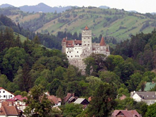Romania-Transylvania-Mountains and Castles in Transylvania