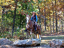 USA-Missouri-Ozarks Ranch Getaway