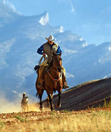 Bighorn Wilderness Hideout Horse And Cattle Ranch Wyoming