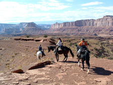 Canyonlands Lodge Ride - Colorado Plateau