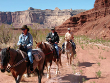 USA-Utah-Canyonlands Lodge Ride - Colorado Plateau