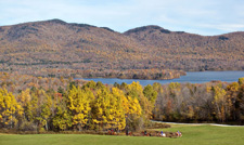 USA-Vermont-Green Mountain Getaway