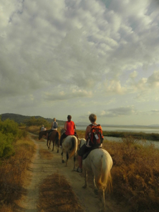 In the Footsteps of Lord Byron Horse Trek
