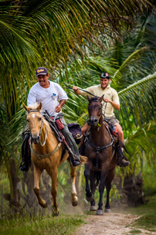 Mayan Jungle Ride with Caracol excursion